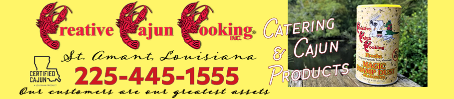 Creative Cajun Cooking